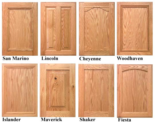 How A Do It Yourselfer Can Stain And, Kitchen Cabinet Doors Staining